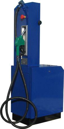 Видов топлива: 1 Количество рукавов, шт.: 1 Напряжение питания, В.: 380/220 Гидравлическая система: Встроенная и напорная Тип индикации: СДИ или ЖКИ
